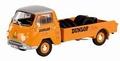 Tempo Matador Orange Oranje Dunlop Tyres Banden 1/43