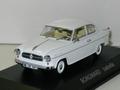 Borgward Isabella  Limousine Wit White 1/43