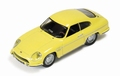 Panhard DB  HBR5 1958 Yellow Geel 1/43