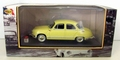Panhard Dyna Z1 Luxe special 1954 Yellow Geel 1/43