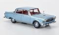 Borgward  P100 Blue  Blauw 1/43