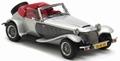 Panther Kallista Silver Ziver Cabrio  1/43