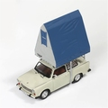 Trabant 601S Limousine Camping Tent 1/43