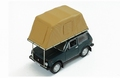 Lada Niva  Green Groen 1981 with roof tent  1/43