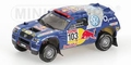 VW Volkswagen Touareg Paris Dakar 2005 #103 Red Bull 1/43