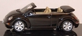 VW Volkswagen new Beetle Piano Black Zwart Cbrio 1/43