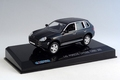 Porsche Cayenne Turbo 2002 Black Zwart 1/43