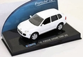 Porsche Cayenne Turbo 2002 White Wit  1/43