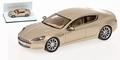 Aston Martin Rapide Silver blonde Zilver Blond 1/43
