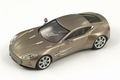 Aston Martin one-77  Brown metallic Bruin 1/43