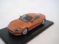 Aston Martin Virage 2012 Metallic koper 1/43