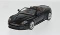 Aston Martin DBS Volante Black Zwart 2010 Cabrio 1/43