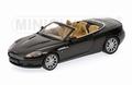 Aston Martin DB9 Volante 2009 Black Zwart Cabrio 1/43