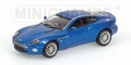 Aston Martin Vanquish Blue Blauw  1/43