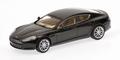Aston Martin Rapide 2010 Black Zwart 1/43