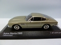 Aston Martin DBS California Birch1969 Silver green metallic 1/43