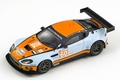 Aston Martin Vantage #60 Gulf AMR Middle East Le Mans  2011 1/43