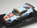 Aston Martin DBR9 # 009 Gulf  Le Mans 2008 1/43