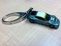 Aston Martin DBR9 2007 #009 Keyring Sleutelhanger 1/87