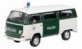 VW Volkswagen T2a Polizei Police Politie  1/43