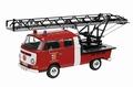 VW Volkswagen T2a Brandweer ladderwagen 1/43