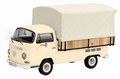 VW Volkswagen T2a Pick up met huif - Bache 1/43