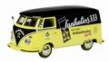 VW Volkswagen T1 Yellow Black  - Geel Zwart 1/43