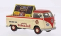 VW Volkswagen Pick up Bus Circus Roncalli 1/43