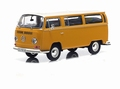 VW Volkswagen T 2a  Bus L Yellow Geel 1/43