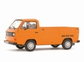 VW Volkswagen T3 Pick up Orange Oranje  1/43