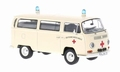 VW Volkswagen T2 a Krankenwagen DRK Ambulance  1/43