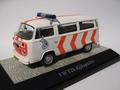 VW Volkswagen T2 B Rijks Politie Police  1/43