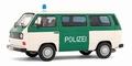 VW Volkswagen T3 Bus Polizei Police Politie  1/43