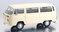 VW Volkswagen T2 a Bus White Wit 1/43