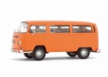 VW Volkswagen T2 Kombi Orange Oranje  1/43