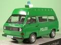 VW Volkswagen T3 a Bus Polizei Police Politie  1/43