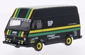 VW Volkswagen LT28 Bus BP Piment Racing Black Zwart 1/43