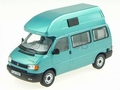 VW Volkswagen T4 Camper California Mobile home Blue Blauw 1/43