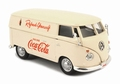 VW Volkswagen T1 transporter White Wit Coca Cola 1962 1/43
