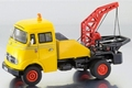 Mercedes Benz  L319 Takelwagen sleepdienst Geel Yellow 1/43