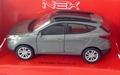 Hyundai Tucson IX Grey metallic Grijs