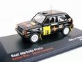 Seat Marbella Proto # 16 Rally de Toledo 1989 1/43