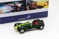 Lotus Seven Green Yellow  Groen  Geel 1/43