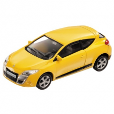 Renault Megane  Coupe Yellow Geel  1/43