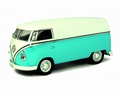 VW Volkswagen Transporter T1 Green White Groen Wit  1/43