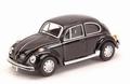 VW Volkswagen Beetle Black Zwart 1/43