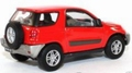 Toyota Rav 4 Red Rood 2000 1/43