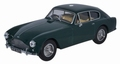 Aston Martin DB2 MKlll Saloon British Racing Green Groen 1/43