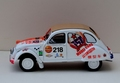 Citroen 2 CV Paris Peking # 218 1/43