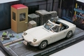 Toyota 2000 GT You only live twice James Bond 007 1/43